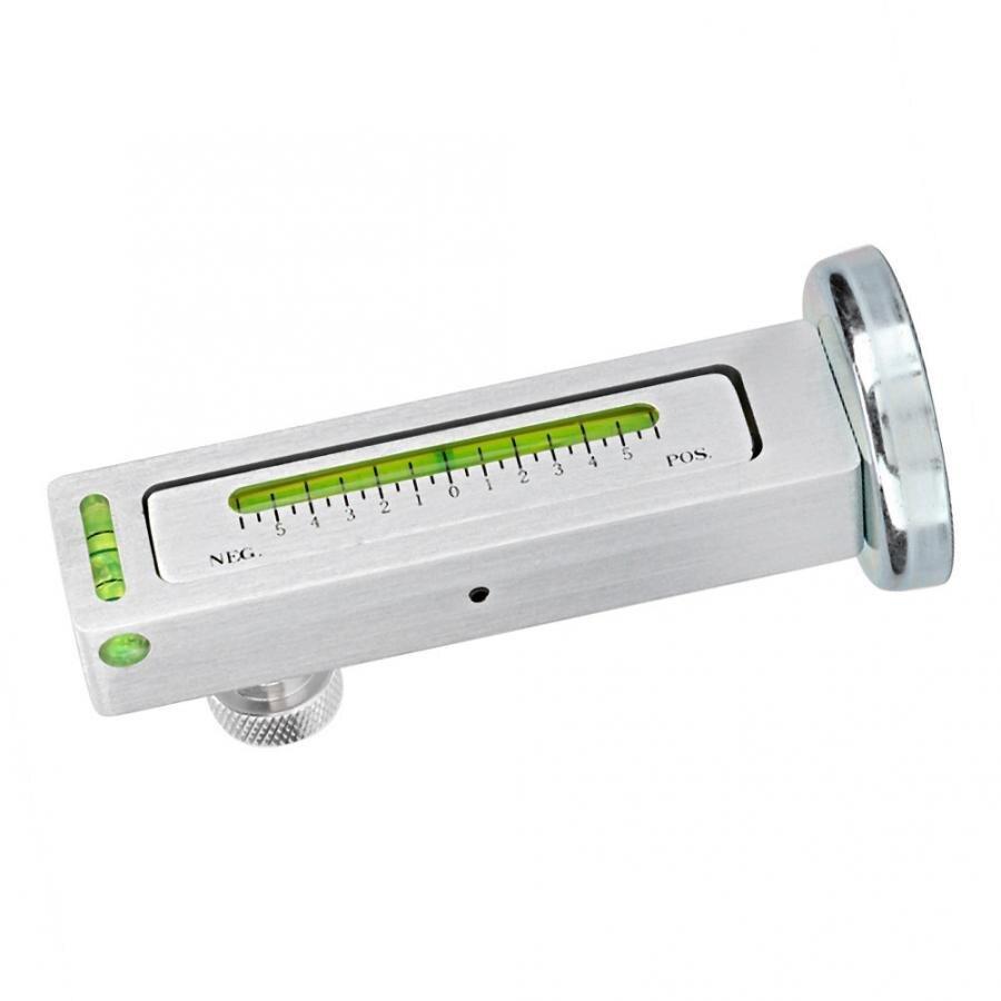 Herramientas de alineaci/ón de ruedas de camiones herramienta de calibrador magn/ético ajustable universal para autom/óviles Alineaci/ón de cubo de rueda de puntal de ruedas de cami/ón herramientas de re