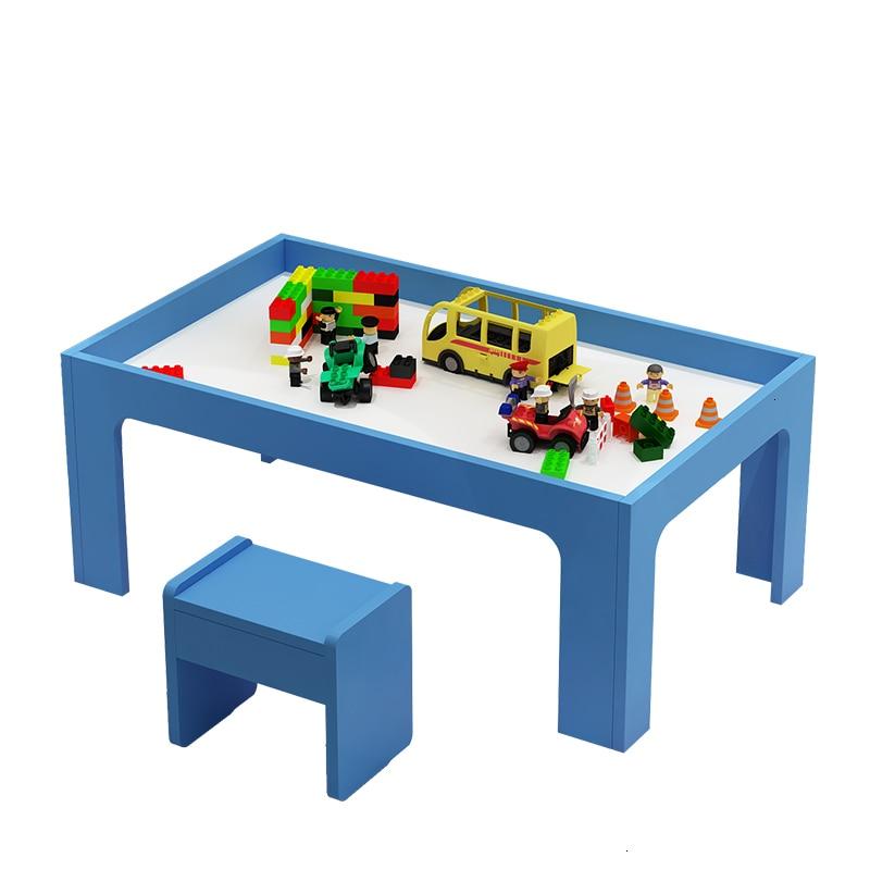 Tavolino Bambini De Estudio Child Avec Chaise Toddler Game Kindergarten Kinder Mesa Infantil Study Bureau Enfant Kids Table