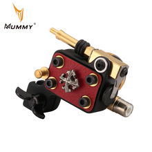 Liner Rotatytattoo-Machine Aluminum-Alloy-Frame Power Mummy Shader RCA for And Low-Energy-Consumption