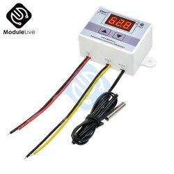 W3001 Temperatur Controller Digital LED AC 90-250V 110V 220V Thermometer Thermo Controller Schalter Sonde NTC10K sensor