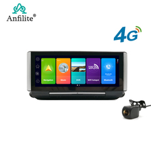 Auto-Video-Recorder Gps Navigation Dash-Camera Touch-Screen Android Anfilite Car DVR