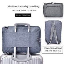Clothing Storage Bag Shoulders Back Hand Bill Of Lading Shoulder Luggage Pull Rod Box Diagonal Business Travel