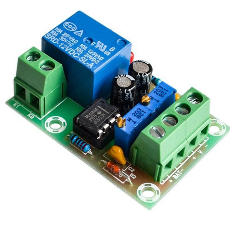 XH-M601 12V Battery Charging Control Protection Board Charger Power Supply Switch Module