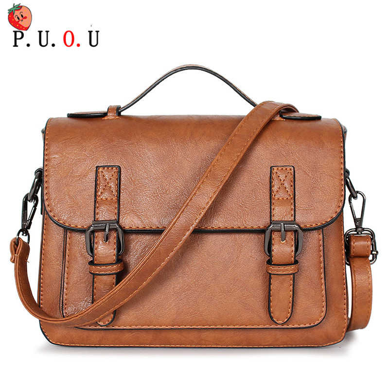 Crossbody Bags For Women 2019 Shoulder Messenger Bags Handbag Leather Ladies Hand Bags Women Small Satchel Bolso Mujer Clutch MM