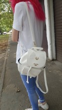 2019 Sailor Moon Black Women PU Leather Backpack School Bags for Teenage Girls Rucksack Brand Shoulder