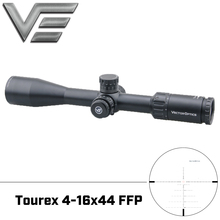 Vector Optics Tourex 4 16x44 Tactical scope Zero Stop Turret 1/4 MOA 30mm Monotube Min 10 Yds Side Focus Fit for .308 Win .338