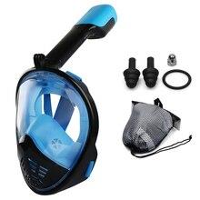 Scuba Diving Mask Full Face Snorkeling Underwater Anti Fog For Swimming Spearfishing Dive Men/women
