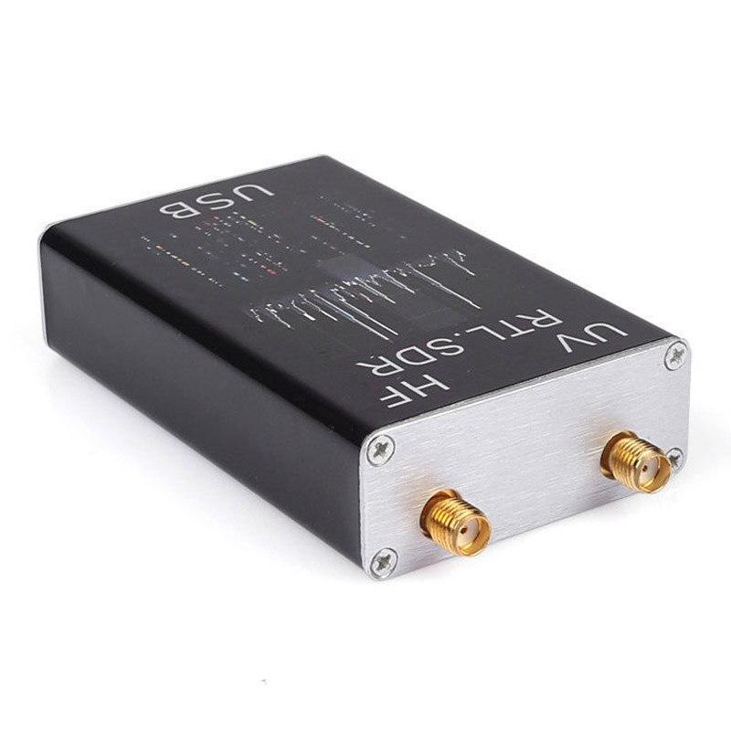hf RTL-SDR usb sintonizador receptor r820t + 8232 rádio eua