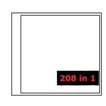208 gry w 1 DS gra wideo kartridż dla nintendo NS NDS NDSL NDSI 2DS 3DS LL/XL POKEMON perła konsole do gry akcesoria