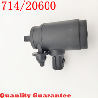 free shipping 2 PCS 714/20600 Pump twin motor 12V for loader 3CX 4CX