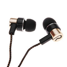 Universal 3.5mm In-Ear Stereo Earbuds Stereo Music Earphone Wired Sport Headset For Computer Cell Phone For IPhone Xiaomi Huawei все цены
