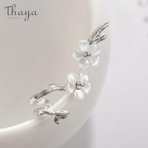 Thaya White Cherry s925 Silver