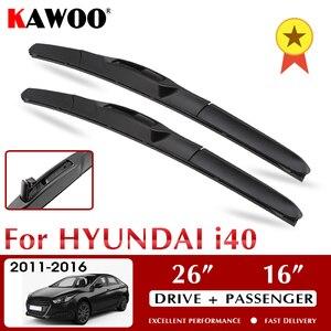 KAWOO For Hyundai I40 26
