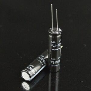Image 2 - 10 قطعة جديد RUBYCON 400V82UF 12.5X45 CXW سلسلة 105 درجة 82 فائق التوهج 400 فولت LCD السعة رائجة البيع 82 فائق التوهج/400 فولت