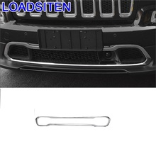 Modification Decorative Protector Upgraded Styling Mouldings Decoration Exterior Car Accessories Racing Grills FOR JEEP Cherokee