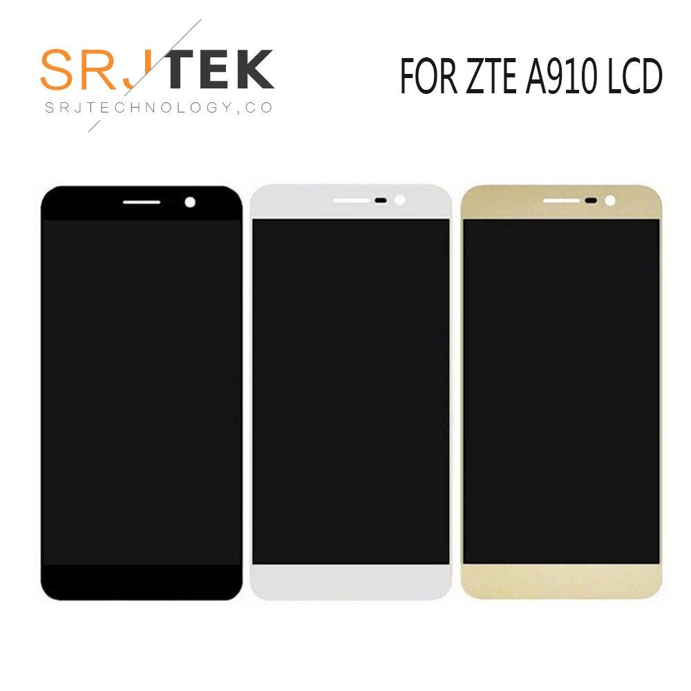 5.5 ''Display Pour ZTE Lame A910 BA910 LCD Affichage Écran Tactile Numériseur pour A910 BA910 LCD Numériseur Pièces De Rechange