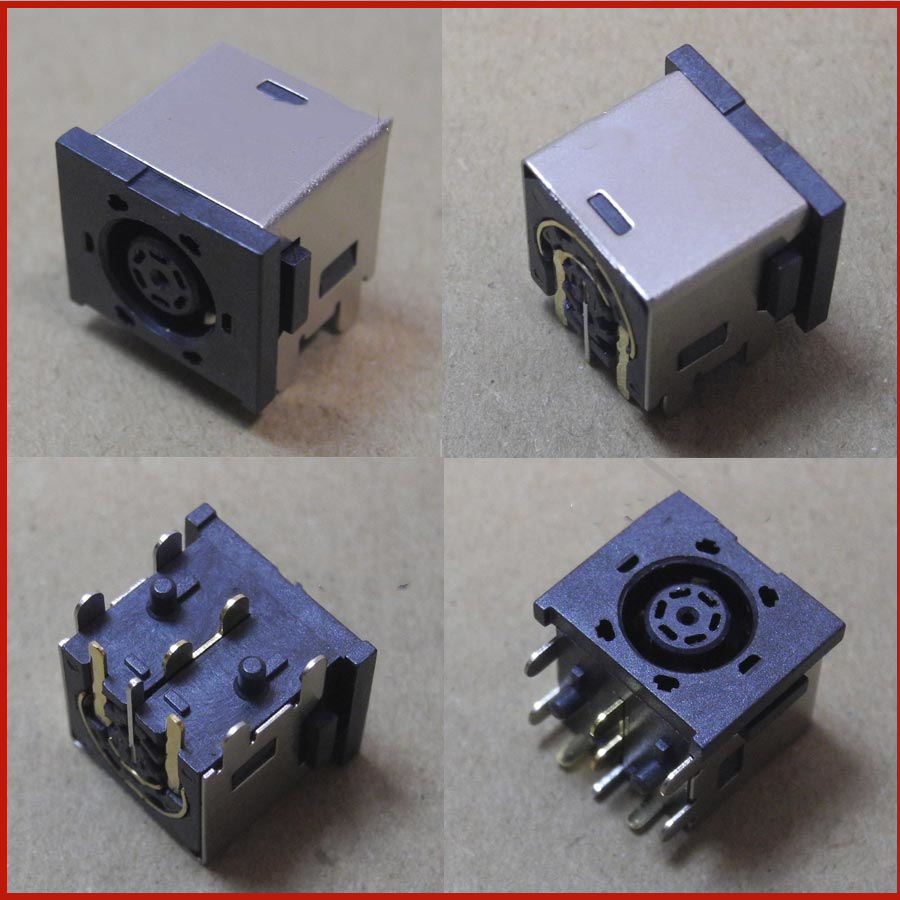 NEW DC POWER JACK SOCKET Charging Connector FOR For MSI GT72 GT72S Dominator
