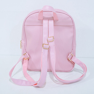 Image 2 - Novas mochilas femininas mochilas transparentes sacos de estudante doces claro mochilas moda ita sacos para meninas bonito estudante sacos