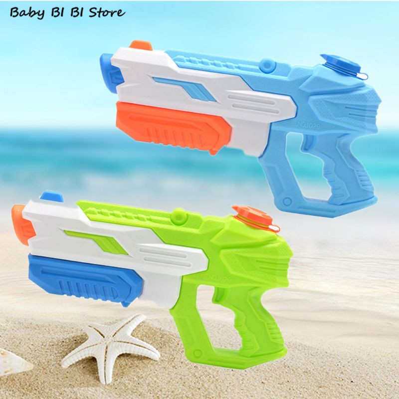 1 Pc Super Soaker Water Guns Long Range Large Capacity Squirt-Gun Kids Bath Beach Toy