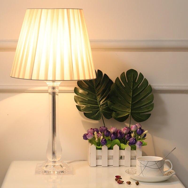 Современная светодиодная прикроватная лампа в скандинавском стиле, ночник для гостиной, спальни, декоративное освещение, настольная лампа, искусство стола|Настольные лампы| | АлиЭкспресс
