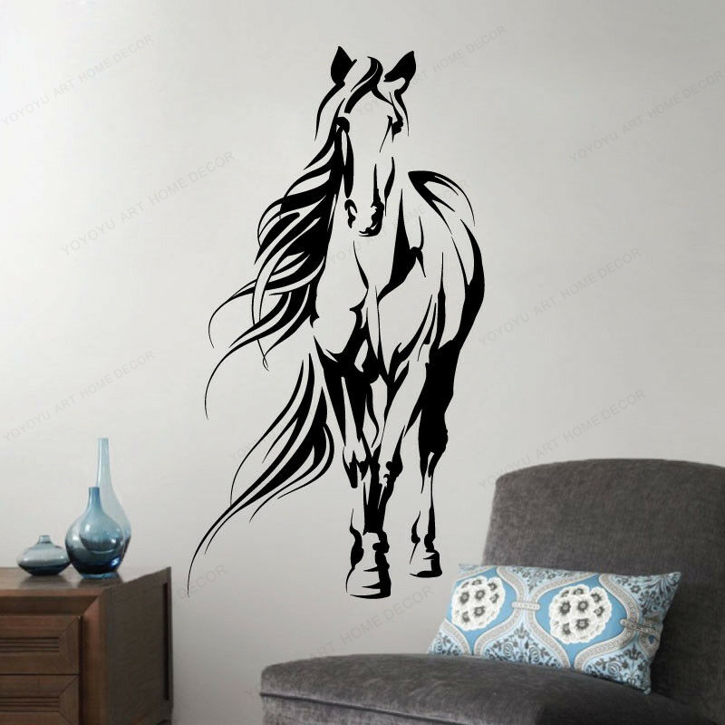 Top 10 Horse Decal Wall Decor Ideas And Get Free Shipping A616
