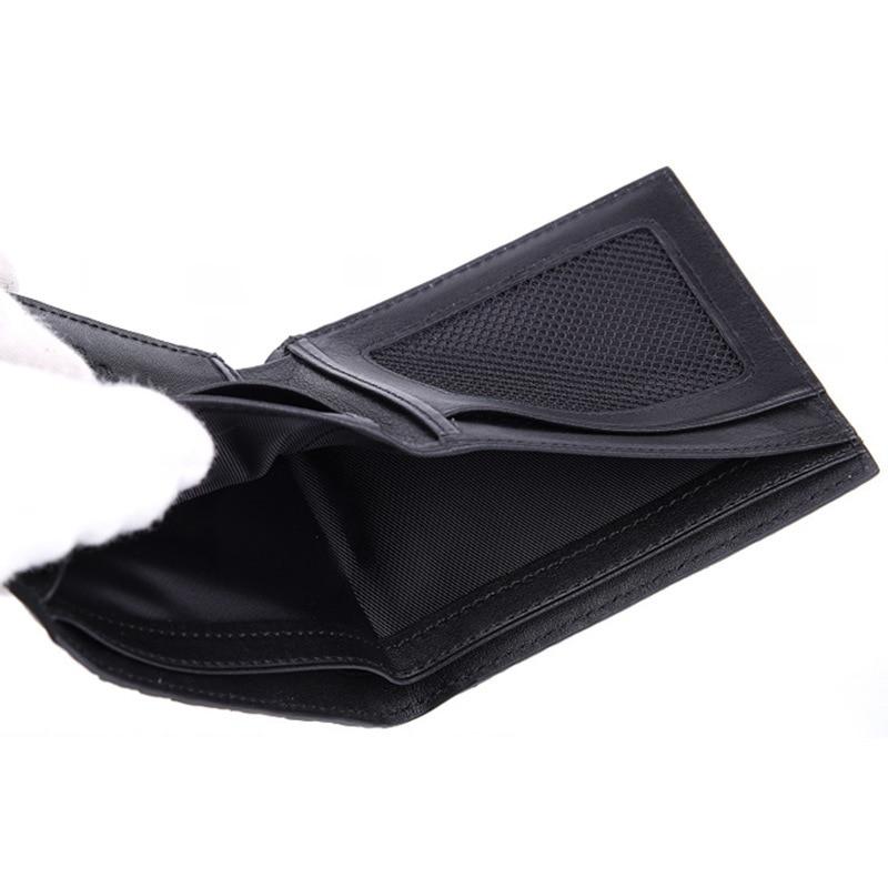 Mann Brieftasche Krokodil Kurzen Fonds Paket Doka Position 2019 neue mode Brieftasche Aus Echtem Leder Geld Paket geldbörse kostenloser versand - 5