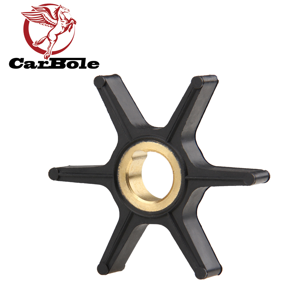 CarBole Water Pump Impeller For Mercury 18hp 20hp 25hp 30hp 40hp 45hp 50hp 75hp Outboard Motor  47-850893