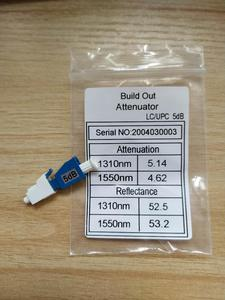 Image 5 - 10 Pz/lotto Attenuatore 3dB 5dB 7dB 10dB LC In Fibra Ottica Attenuatore Connettore Plug In Modalità Singola Fisso Applicazione Ottico
