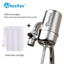 ويلتون المطبخ منقي مياه الحنفية إزالة الملوثات المياه القلوية خرطوشة المياه السيراميك (F 102 3E) فلتر الماء المؤين