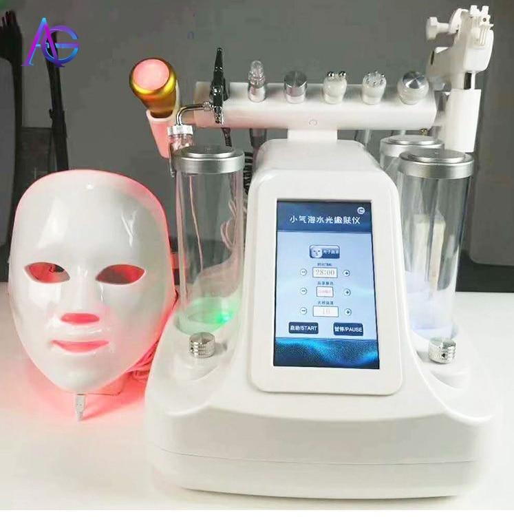 9 IN 1 Water Oxygen Jet Peel Machine For Skin Rejuvenation