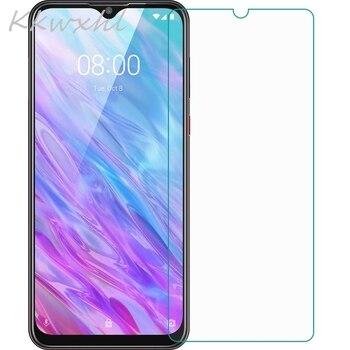 Перейти на Алиэкспресс и купить Закаленное стекло 9H для zte Blade 20 smart A3 A5 A7 2019 2020 A622 L8 V10 Vita A530, Защитная пленка для экрана
