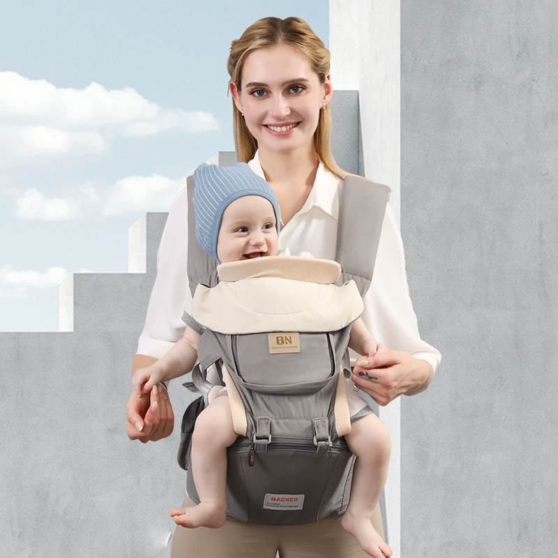 BN Baby Carrier Waist Stool Walkers Hip Seat Belt Kids Adjustable Travel baby seat ergonomic omni 360  newborn baby hip seat wra