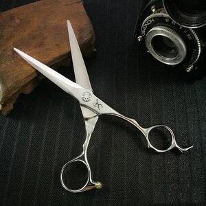 Image 5 - Titan hair scissors vg10 steel, hand made sharp scissors