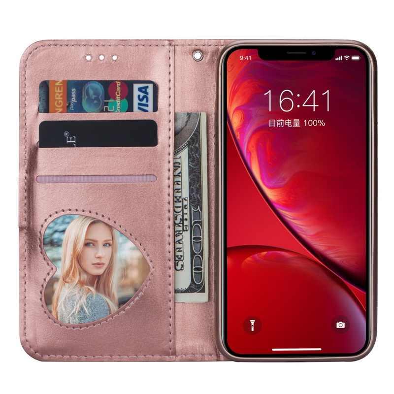 Yishangou luxo bling couro do plutônio zíper caso carteira para o iphone 11 pro max 6s 6 7 8 plus x xr xs max flip capa suporte alça de mão
