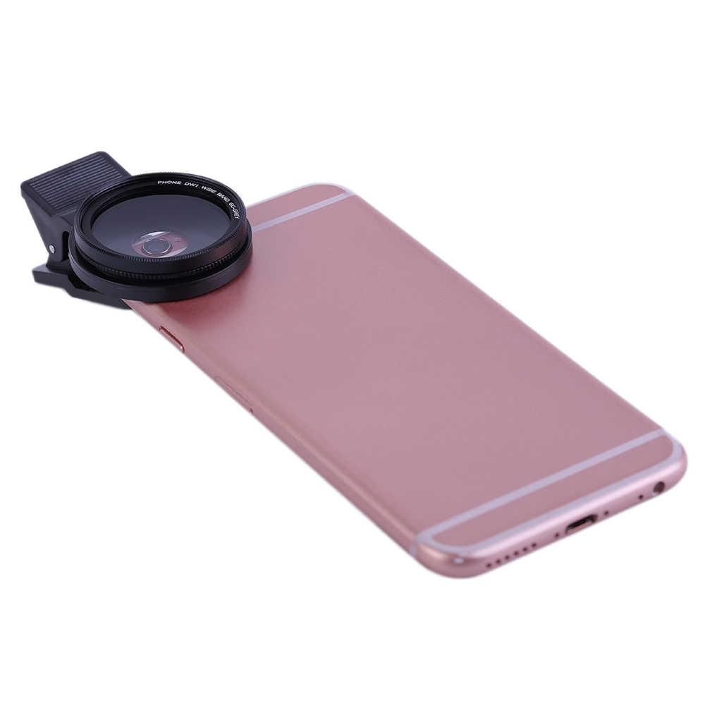 37 ミリメートルプロ MATEM2 4 で 1 ユニバーサル携帯電話フィルターレンズ + レンズクリップセットのためのサムスンのための Iphone 3 フィルターレンズ