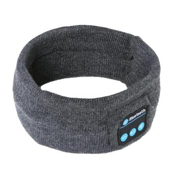 Χειμερινός σκούφος με ενσωματωμένο ακουστικό bluetooth 5 και μικρόφωνο