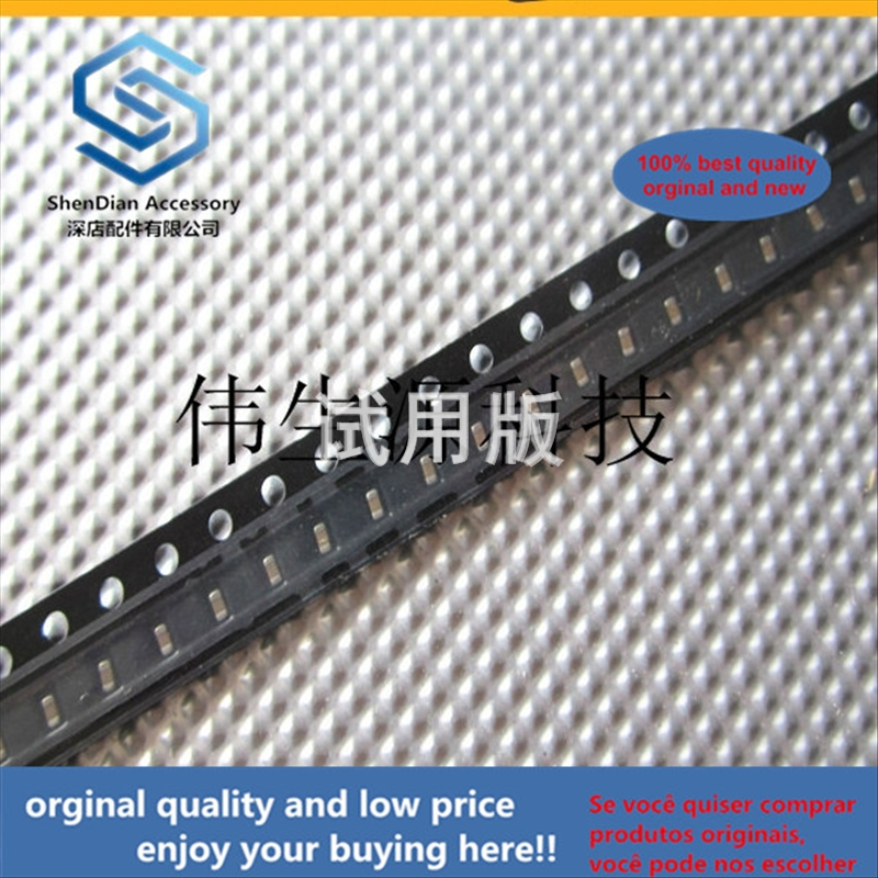 50pcs 100% Orginal New Best Quality Chip Capacitor VJ0603Y333KXXAT 0603 33NF 0.033UF