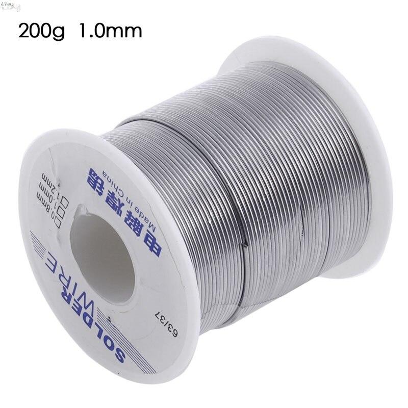 63/37 Rosin Core Weldring Tin Lead Industrial Solder Wire 1.0mm/1.2mm L29k