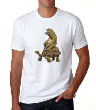 Speed Is Relative T Shirt Sloth Tortoise Science Geek Birthday Present Popular Tagless Tee Shirt