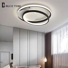 цена на New Modern Led Ceiling Lamp For Living room Bedroom Dinning room Balcony Kitchen Home Lighting Creative Ceiling Light AC 90-260V