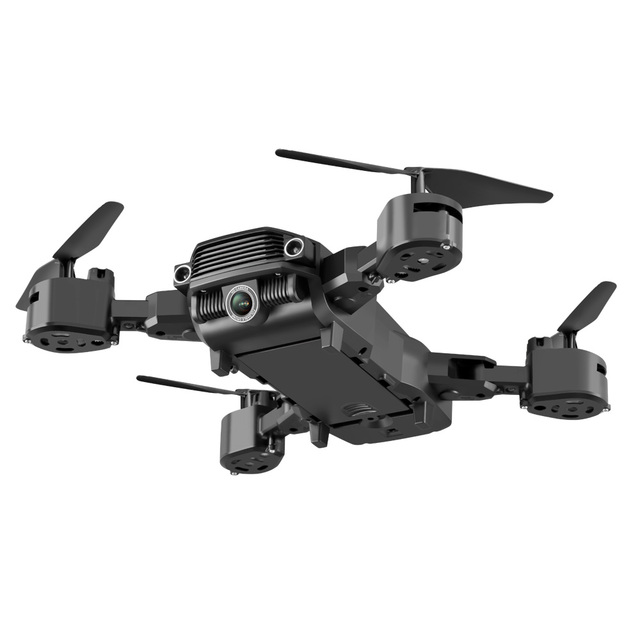 LS11 RC Drone 4K With camera HD Wifi fpv Mini Foldable Dron Helicopter Professional Quadcopter 6
