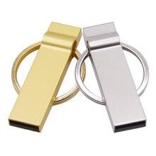 Di alta Qualità di flash Drive USB 2.0 Ad Alta Velocità Pendrive 64GB Dispositivo di Archiviazione di 4GB 16GB 32GB di Memoria bastone incide il marchio/di marca Regali di Massa