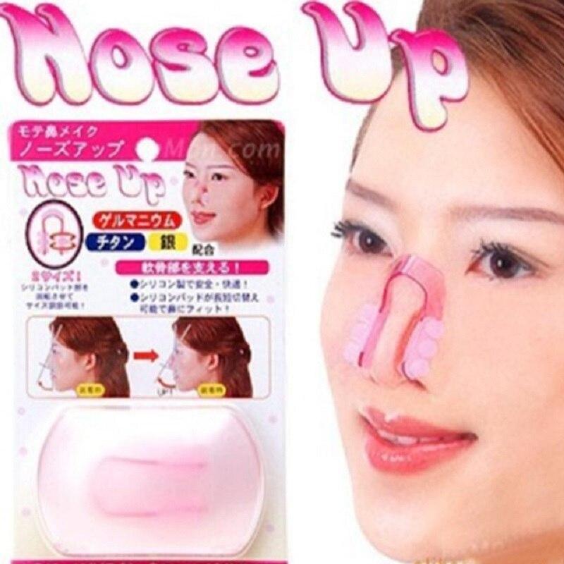 Nose Shaper Beauty Nose Corrector Nose Shaper Clip Magic Nose Shaper  Nose Beauty Nose Lifter Corrector Nasal Makeup Tools