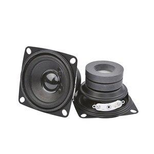 Image 1 - AIYIMA 2 pièces 4 pouces Portable gamme complète haut parleur pilote 8Ohm 5W Audio haut parleurs colonne pour bricolage Home son cinéma