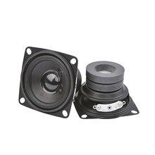 AIYIMA 2Pcs Tragbare Lautsprecher Voll Palette Lautsprecher Fahrer 4Ohm 8Ohm 10W Lautsprecher Audio Spalte Für Zuhause Sound Theater DIY