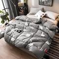 2CF Новое дизайнерское одеяло  всесезонное одеяло  плотное  подходит для детей  одеяло  шелковое одеяло  одеяла  роскошное пуховое одеяло