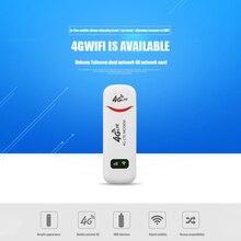 4G/3G Portatile 100Mbps USB Wifi Router Ripetitore Del Segnale Wireless Extender Booster Supporto Multi Band FDD LTE B1 B3 B7 B8 B20