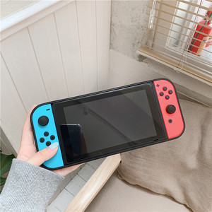 Image 5 - Fashion Cute Cartoon Anime Case For Nintendo Nintend Switch NS NX Cases Cute Silicone Back Cover For Switch Lite Game Case Funda