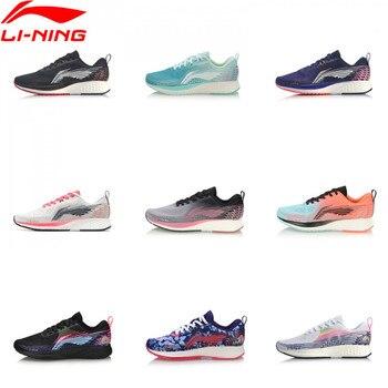 Li-Ning Women ROUGE RABBIT IV Light Running Shoes Marathon TPU Support LiNing li ning Sport Sneakers ARBP046 XYP907 - discount item  30% OFF Sneakers