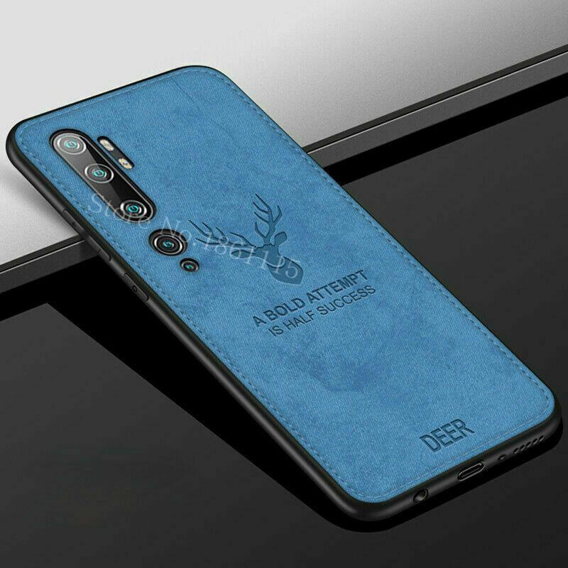 Classic Cloth Matte Skin Soft Fabric Phone Case Made Of Cloth Material And Soft TPU Material 2
